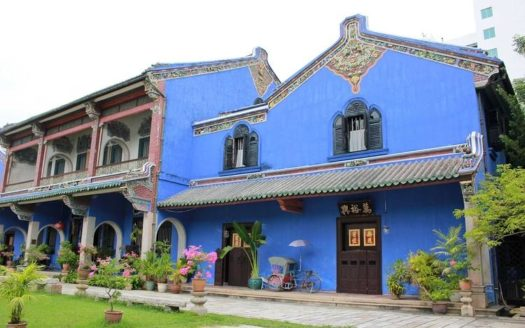 Cheong Fatt Tze - The Blue Mansion - Malaysia | Cosy Places Luxe by C&C