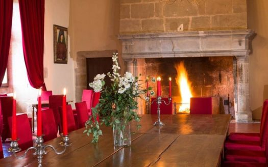 Château des Ducs de Joyeuse - France | Cosy Places Luxe par C&C
